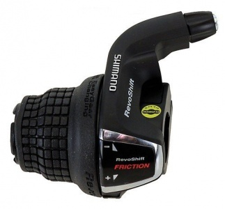 Шифтер левый 3ск SHIMANO RS35, Revoshift Friction