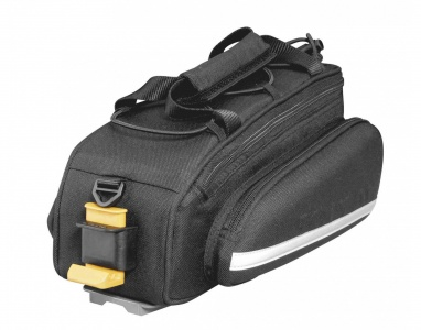 Велосумка Topeak RX Trunk Bag EX Black на багажн.+чехол